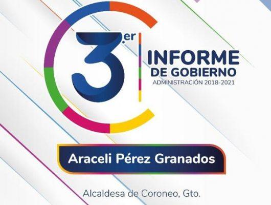 Thumbnail for the post titled: Tercer Informe de Gobierno